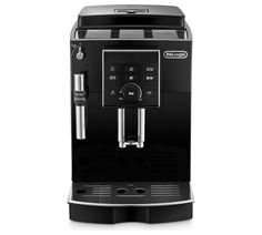 Buy De'Longhi ECAM Bean to Cup Coffee Machine at Argos. Thousands of products for same day delivery or fast store collection. Coffee Maker With Grinder, Drip Coffee Maker, Coffee Machine, Espresso Machine, Latte Macchiato, Drip Tray, Great Coffee, Argos, Coffee Beans
