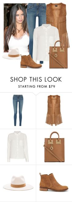 2016/789 by dimceandovski on Polyvore featuring CP Shades, Dorothy Perkins, Frame Denim, Lucky Brand, Sophie Hulme and KIN/ K