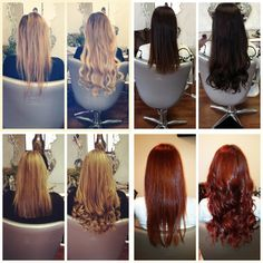 Hair Extensions Before and After: Celebrity Hair Expert, Christina Oliva Gives Exclusive Advice On Extensions