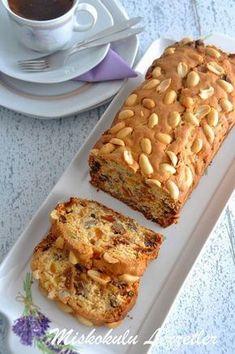 Miskunch-Aromen: Britischer Kuchen - Muffins and sweet breads Sweet Recipes, Cake Recipes, Dessert Recipes, Desserts, Cupcake Cakes, Cupcakes, Food Cakes, British Cake, Pasta Cake