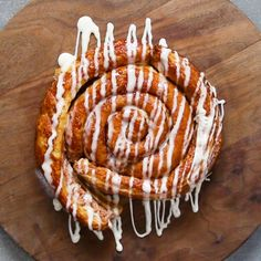 Cinnamon Swirl Danish Recipe by Tasty