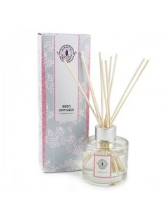The most amazing reed diffuser, perfect smells for spring of roses, a crisp delicate fragrance thought the home