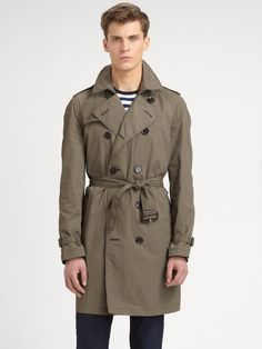 Double Breasted Trench Coat - Поиск в Google