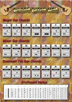 ** Free Chord Posters! **
