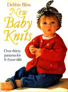 Album Archive - New Baby knits