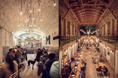 MazelTov bar by 81Font & Studio Arkitekter, Budapest – Hungary » Retail Design Blog