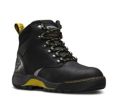 RIDGE STEEL TOE | New Arrivals | Official Dr Martens Store