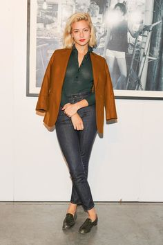 Annabelle Dexter Jones stepped out for the Vans Spring preview in a | Style Set: The Week's Best Dressed | POPSUGAR Fashion