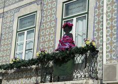 Lisboa, una casa Portugesa😍
