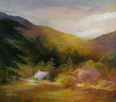Ardvaine, Argyll by Hazel Nagl