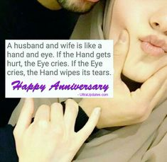 Islamic Wedding Anniversary Wishes For Husband & Wife Anniversary Wishes For Him, Happy Anniversary To My Husband, Birthday Wish For Husband, Happy Anniversary Quotes, Islamic Birthday Wishes, Romantic Birthday Wishes, Quran Quotes, Islamic Quotes, Cute Muslim Couples