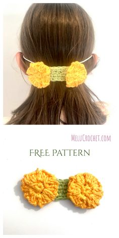 Quick No Button Mask Mates Free Crochet Patterns Crochet Mask, Crochet Faces, Crochet Quilt, Diy Mask, Diy Face Mask, Face Masks, Quick Crochet, Free Crochet, Yarn Projects