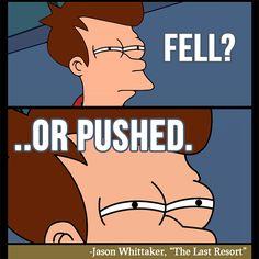 "Jason Whittaker | ""The Last Resort"" | Adventures in Odyssey Memes"