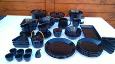 Kitchenware, Tableware, Breakfast Plate, Dinner Sets, Dinner Plates, Parfait, Cup And Saucer, Finland, Kitchen Dining