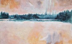 Janna Prinsloo | Forest Of Peace (2020) - landscape painting available for sale | StateoftheART