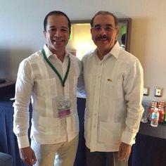 Danilo Medina expresa su tristeza y consternación por la muerte de Juan de los Santos; Presidencia declara duelo oficial