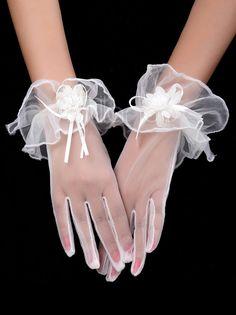 Inspiração – luvas para noivas