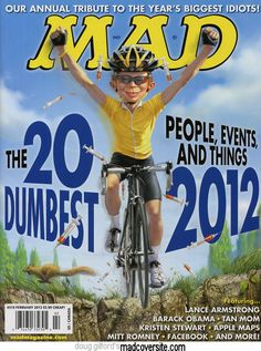 Apple Maps, Mad Magazine, Mad World, You Mad, Barack Obama, Dumb And Dumber, My Ebay, Magazines, Funny Stuff