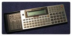 Hallo ich biete einen PC-1403 von SHARP. Funktioniert noch. Die die ihn kannten liebten ihn....,PC-1403 SHARP Taschencomputer in Baden-Württemberg - Dornhan