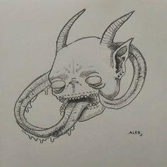 😈👿😈👿 ________________________________________ #art #drawing #draw #drawinyourstyle #devil #evil #artwork #pencildrawing #pencil… Devil, Illustrations, Instagram, Drawings, Artwork, Work Of Art, Auguste Rodin Artwork, Illustration, Sketches