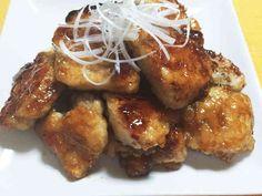簡単!鶏胸肉の甘酢煮。お酢でやわらかい!の画像