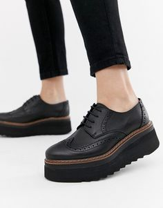fa8018ce10b9ae 39 best Brogues Womens images in 2017 | Flat Shoes, Loafers, Oxford shoe