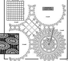 Mis Pasatiempos Amo el Crochet: Hermoso bolero de motivos