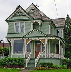 42 Best Modern Victorian Exterior Images On Pinterest House Color