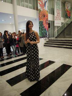 Sfilata Cannella Primavera Estate 2014 - Travel and Fashion Tips by Anna P.