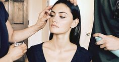 Exclusive: Getting Ready with Phoebe Tonkin  http://www.byrdie.com/phoebe-tonkin-beauty-regimen