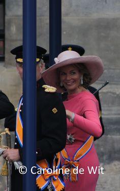 Kroonprinses Mathilde van België