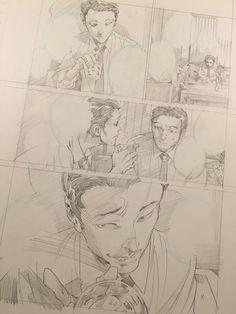 애니 - zakk � 작가 그림 진짜 잘그린다 Art Sketches, Art Drawings, Character Art, Character Design, Comic Layout, Pretty Art, Art Sketchbook, Manga Art, Zine