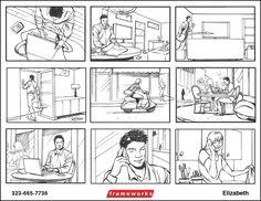 Elizabeth « Storyboard Artists | Story Boards |Art Storyboards | Story Board Artist | Frameworks Artists