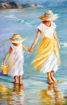 September McGee - Mother and Daughter