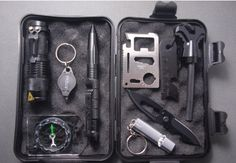 10 in 1 Professional Survival Field Kit - ZombieSurvivalStuff - 2