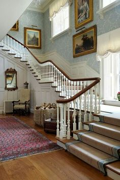 Georgian Colonial Home Located In Greenwich CT