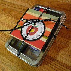 {A}Fresh Spin teacher gift tins