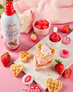 Love at first bite❤️ Happy Valentine's Day to the sweetest community! What butter way to celebrate than baking for loved ones🥰 What are you whipping up today? Baby Boy Poems, Whipped Cream, Ice Cream, First Bite, Happy Valentines Day, Waffles, Butter, Tasty, Favorite Recipes
