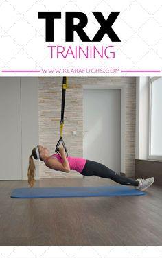 Hej meine Lieben! :) Der wohl am häufigsten nachgefragteste Artikel: TRX-Training! Ich finde das Training sehr anspruchsvoll und verwende immer öfters die