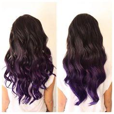 purple ombre - Imgur