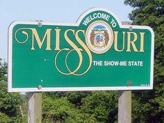 Missouri : We're home