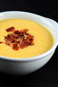 Mmmmm. ..Oktoberfest apple beer cheese soup!! Fall is here.