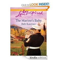The Marine's Baby by Deb Kastner Inspirational Romance