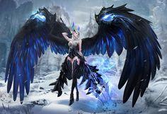 Fantasy Art Angels Warriors Dark Ideas For 2019 Fantasy Art Angels, Fantasy Art Women, Beautiful Fantasy Art, Dark Fantasy Art, Fantasy Girl, Fantasy Artwork, Fantasy Kunst, Anime Fantasy, Anime Angel