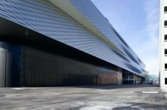 Perforated Vortex Architecture - The Messe Basel New Hall by Herzog & De Meuron is Futuristic (GALLERY)