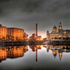 Stunning Picz: Salthouse Dock, Liverpool
