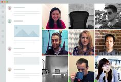 Online Collaboration Software for Remote and Virtual Teams | Sqwiggle