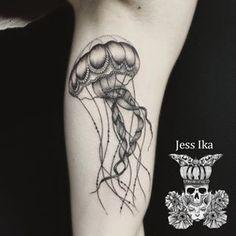 tatuajes de medusas - Buscar con Google