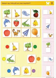 logico primo feladatlapok - Google-keresés Thinking Skills, Critical Thinking, Daily Activities, Activities For Kids, Numicon, Logic Games, Practical Life, Speech Therapy, Kids Learning