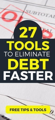 Want to become debt fast? Check out these 27 powerful and free tips, tools, and strategies for getting out of debt fast. Get helpful free worksheets and tools. Learn what science says about the snowball vs. avalanche. Quickly get out of debt with these he